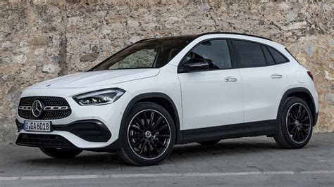 Gle 53 amg 4matic+ купе. 2020 Mercedes-Benz GLA-Class AMG Line - Wallpapers and HD Images | Car Pixel
