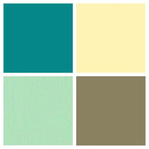 and bedroom colors that compliment lime green what color