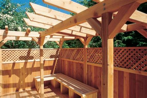 home depot deck installation how to install prefab fence panels the home depot canada