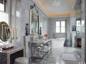 marble bathroom renovating ideas architectural digest - Renovating Kitchens Ideas