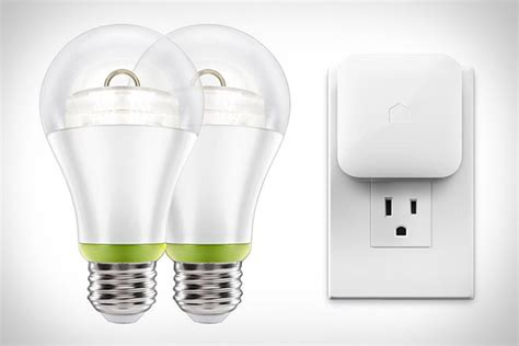 the ge led light bulb controlled by an app buro 24 7