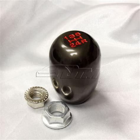 shift knobs purchase jdm gun metal 5 speed type r manual aluminum gear Jdm