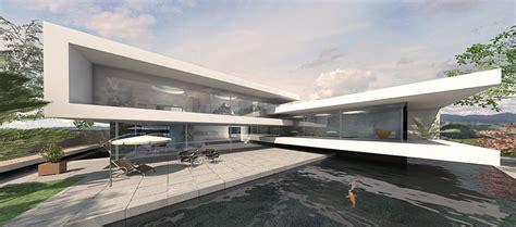 Moderne Häuser Am See by Bildergalerie Moderne H 228 User Mit Flachdach Im Bauhausstil