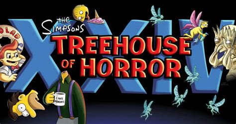 simpsons treehouse  horror xxiv