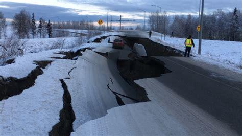Anchorage Alaska Earthquake Today