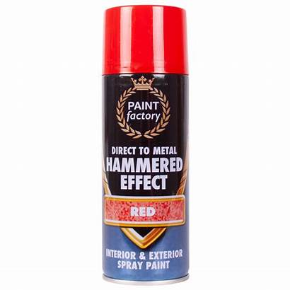 Effect Hammered Paint Spray Metal Direct Rust