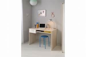 Bureau Bois Pas Cher : bureau pour chambre enfant acacia clair charles design sur ~ Teatrodelosmanantiales.com Idées de Décoration