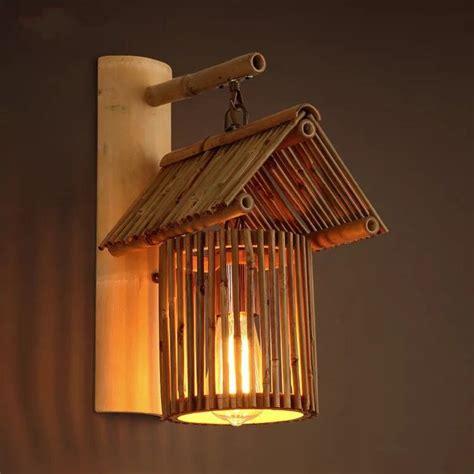 inilah membuat lampu hias bambu toko mesin