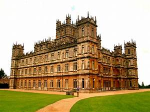 Inside The Real Downton Abbey