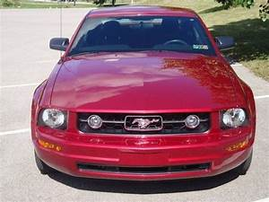 2007 Ford mustang v8 gas mileage