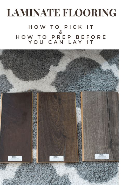 how to prep for laminate flooring installing pergo flooring domestically speaking