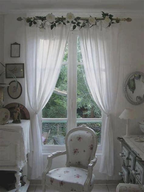 shabby chic curtain rod ideas best 25 bedroom curtains ideas on pinterest