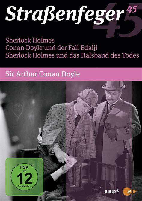 holmes dvd sherlock arthur box doyle conan sir completists interested might teil strassenfeger newman dvds weltbild