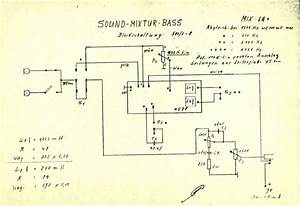 Hofner 500  1m  U0026 500  8m Schematic Diagram