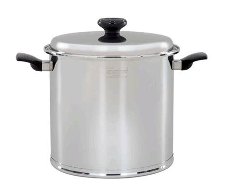 lifetime cookware 20 quart stock pot