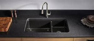 Kitchen: top picture composite granite sinks design ideas