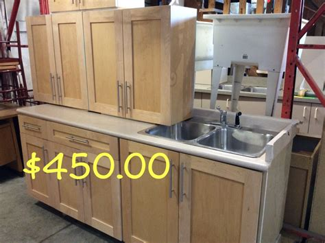 Chilliwack, Bc Used Kitchen Cabinet  Cabinets