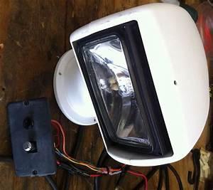 Jabsco Remote Control Spotlight  80