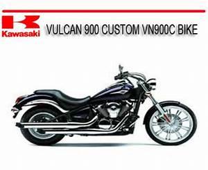 Kawasaki Vulcan 900 Custom Vn900c Bike Repair Service