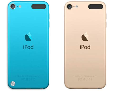 Differences Between iPod touch 5 and iPod touch 6