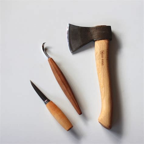 handed spoon carving tools starter kit wood tools