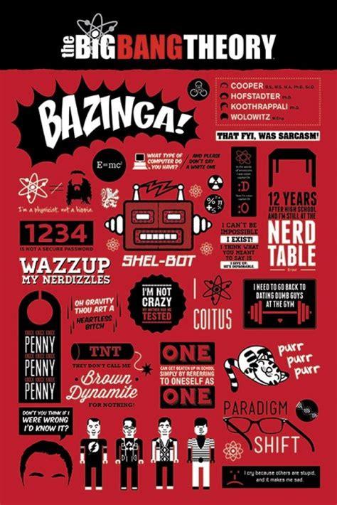 big bang theory posters big bang theory infographic