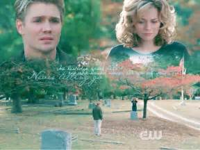 One Tree Hill Lucas and Peyton