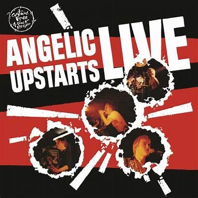Upstarts Angelic 1979 Albums Clamshell 5cd Album