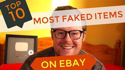 Top 10 Most Counterfeited Items On eBay - How To Spot Fake ...