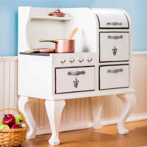 18 inch doll kitchen furniture 1930 s american style complete kitchen set furniture for