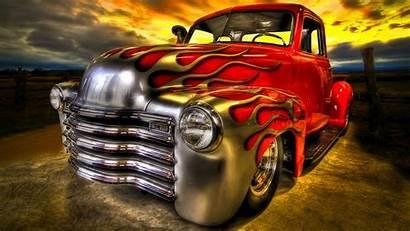 Trucks Truck Classic Chevy Wallpapers Desktop Rod