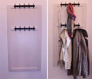 Porte Manteau Entrée : porte manteau sur une porte laxarby ~ Melissatoandfro.com Idées de Décoration