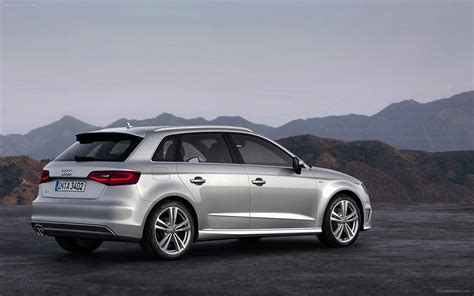 audi a3 sportback s line 2013 widescreen exotic car image