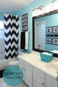 color bathroom ideas bathroom makeover