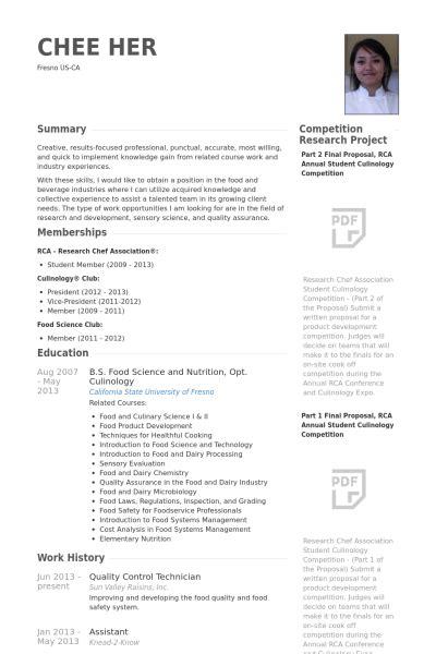 Qa Qc Curriculum Vitae by Quality Resume Sles Visualcv Resume Sles Database