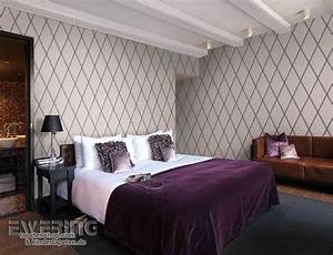 Tapeten Schlafzimmer Modern : tapetenkollektion cosmopolitan von rasch tapetenprofi ~ Michelbontemps.com Haus und Dekorationen