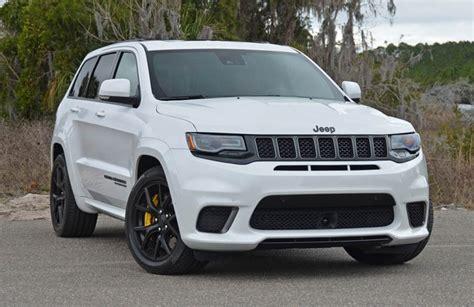 pagani dealership 2018 jeep grand cherokee srt trackhawk review test drive