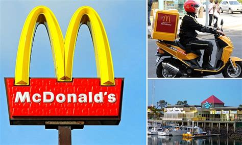 25152 Hervey Bay Coupons by Mcdonalds Blasted Delivery Trial In Obese Town
