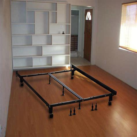 beautyrest adjustable metal bed frame sim 6556brg i the