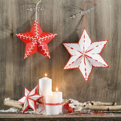 weihnachts bastel material baumschmuck basteln f 252 r weihnachten ideen mit anleitung basteln f 252 r weihnachten