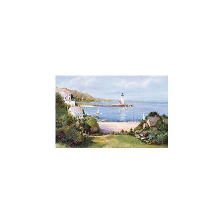 lighthouse cove wall mural practicon dental supplies