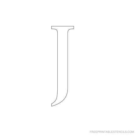 letter stencils to print printable letter alphabet stencils free printable 9019