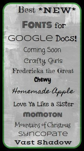 Cute Cool Fonts On Google Docs   aesthetic elegants