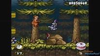 1994 Adventures of Yogi Bear (SNES) Game Playthrough Retro ...