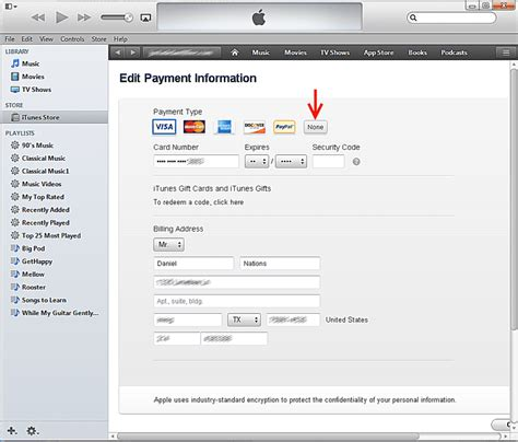 how to remove itunes account from iphone cut the cord remove a credit card from itunes
