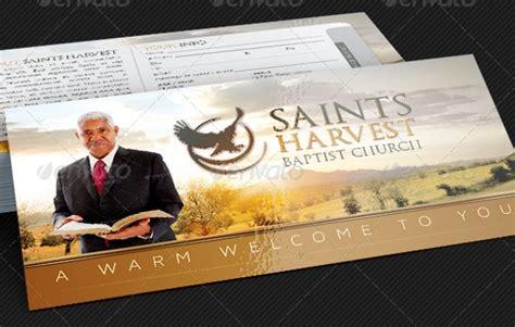 church greeting card examples psd ai examples