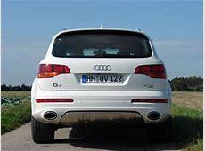 Essai Audi Q7 V12 TDI le diesel le plus puissant au monde