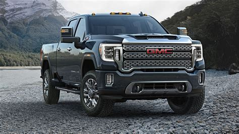 When Do The 2020 Gmc Trucks Come Out by 2020 Gmc Hd When The Grill Of The 1500 Is