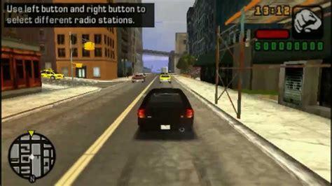 Trucchi Grand Theft Auto Liberty City Stories Psp Macchine Volanti Grand Theft Auto Liberty City Stories Ps Vita Free