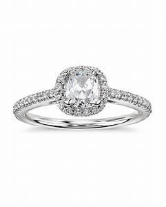 cushion cut diamond engagement rings martha stewart weddings With martha stewart wedding rings